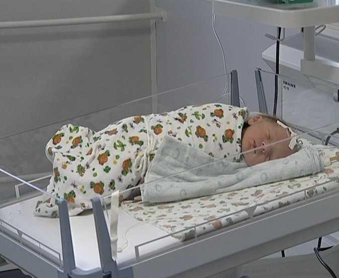 В Кировской области повысилась рождаемость