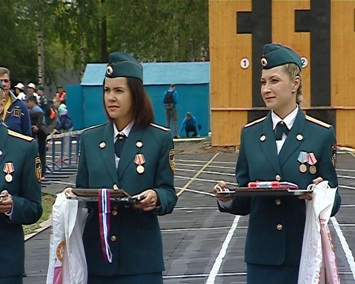 В Кирове завершился чемпионат Поволжья по пожарно-спасательному спорту