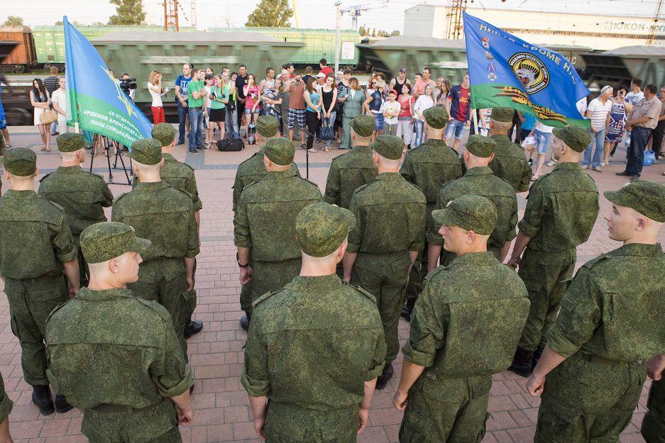 В Кирове состоятся торжественные проводы призывников на службу в ВДВ.