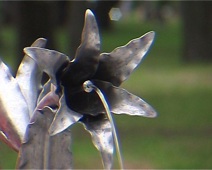 В Гагаринском парке установили первый в городе питьевой фонтан