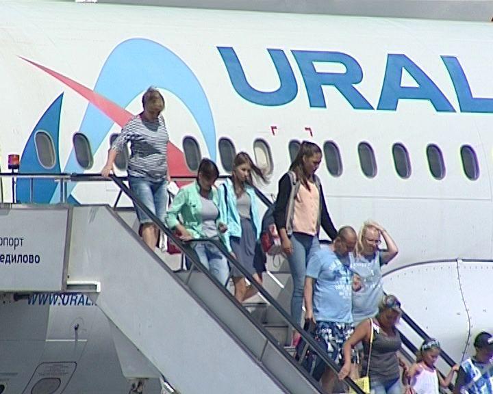 Кировские школьники вернулись из Крыма