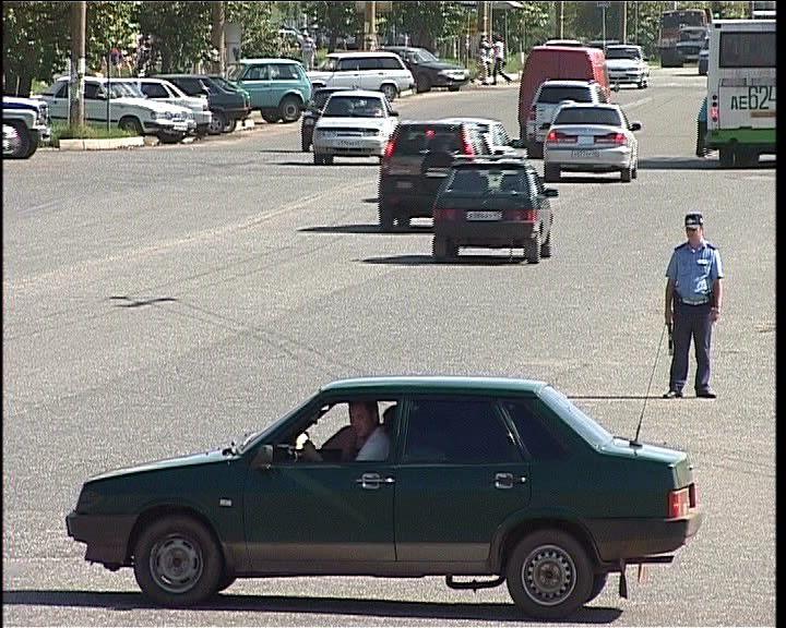 За выходные в Кирове задержали 25 нетрезвых водителей