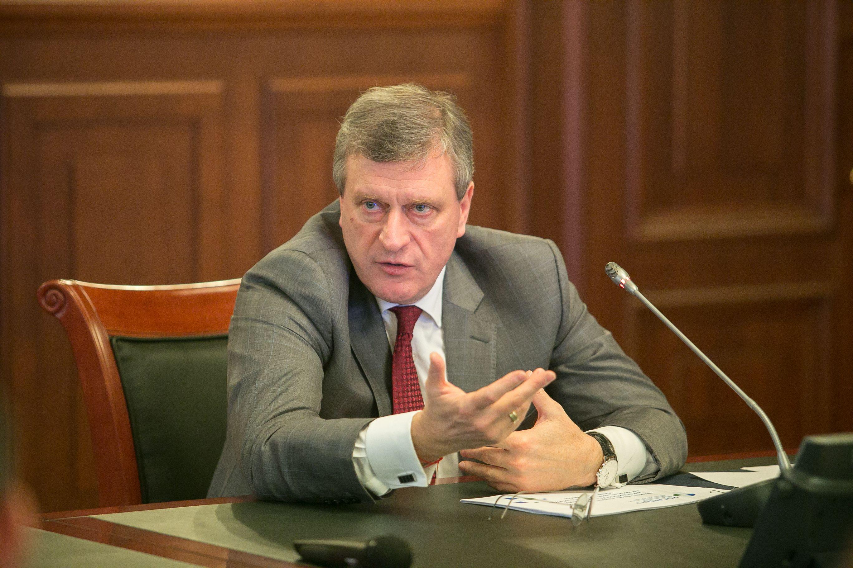 Игорь Васильев призвал кировских бизнесменов к «живому диалогу»