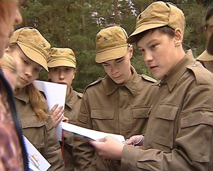 Команда из Кикнура представит Кировскую область на «Зарнице Приволжья»