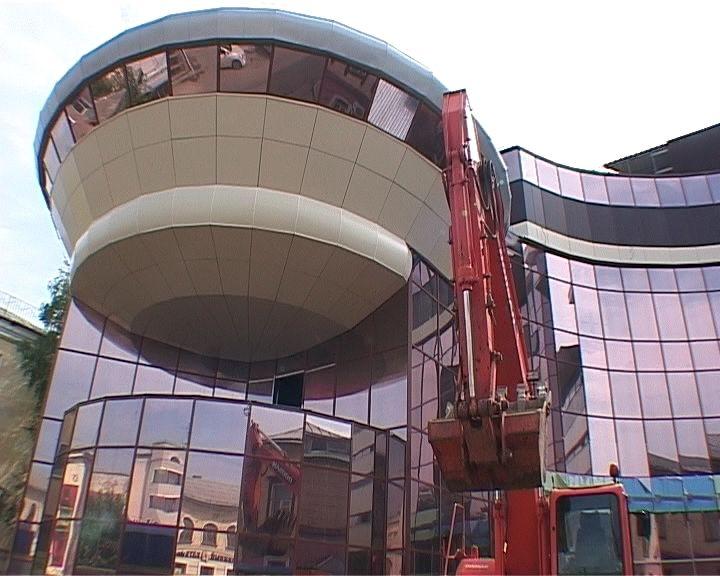 Строительство Детского космического центра