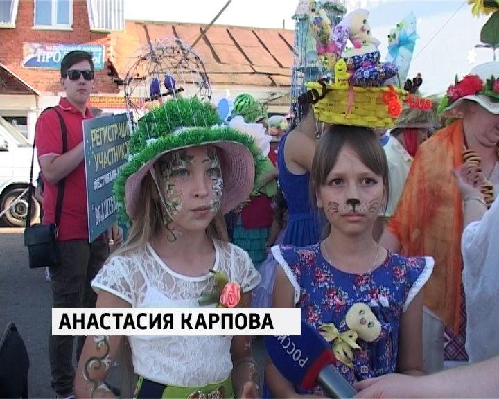 Шляпы для детей на конкурс 5