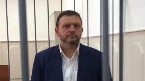 Имущество Никиты Белых арестовано