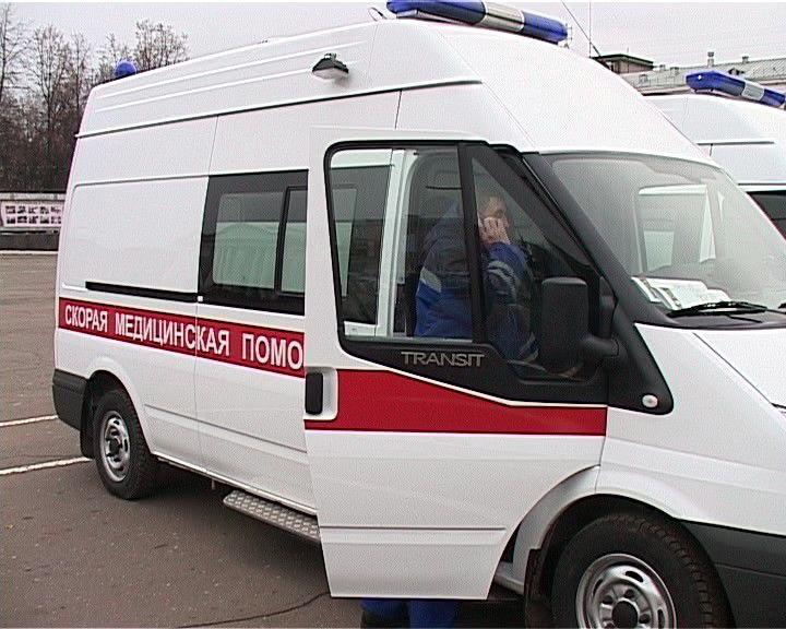 В Кировскую область поступят 22 новые машины скорой помощи