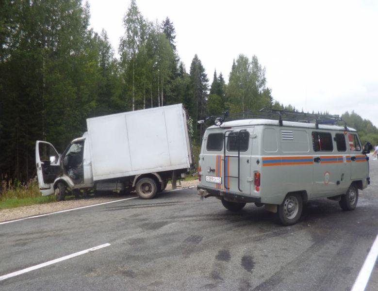 Шесть человек стали жертвами ДТП вКировской области