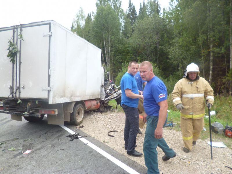 Крупное ДТП вКировской области забрало шесть жизней