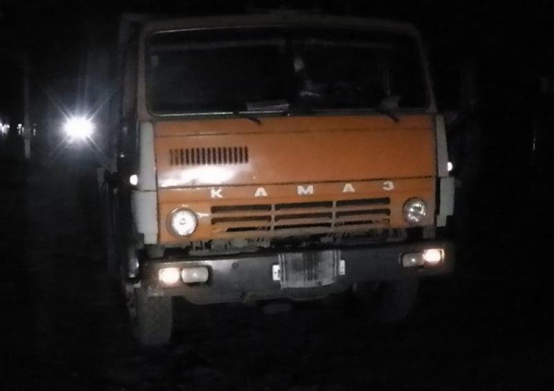 Житель Советского района за ночь угнал два грузовика.