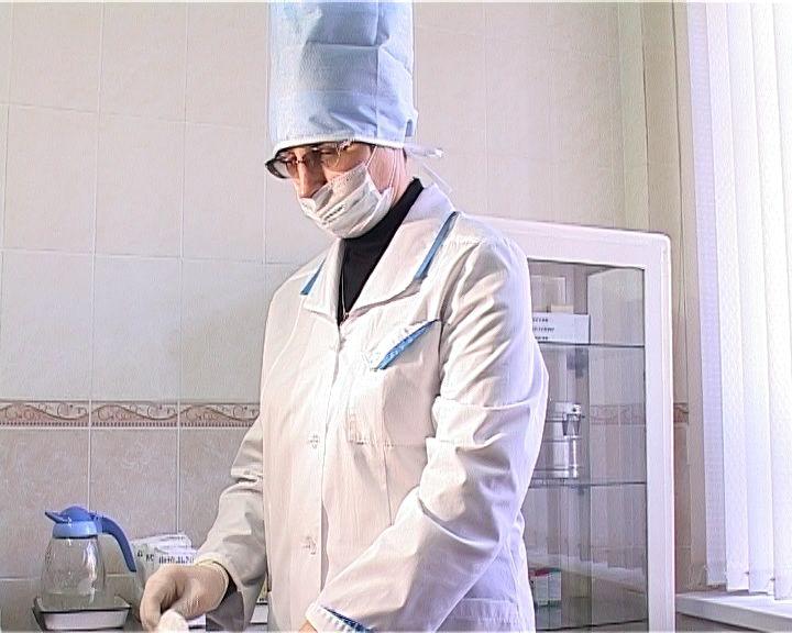 В Кировской области началась вакцинация против гриппа