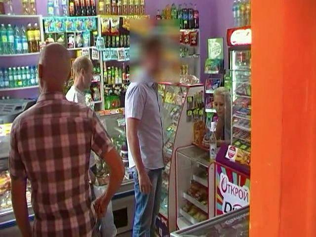 В Кирове  в двух точках торговали спиртным с нарушениями закона
