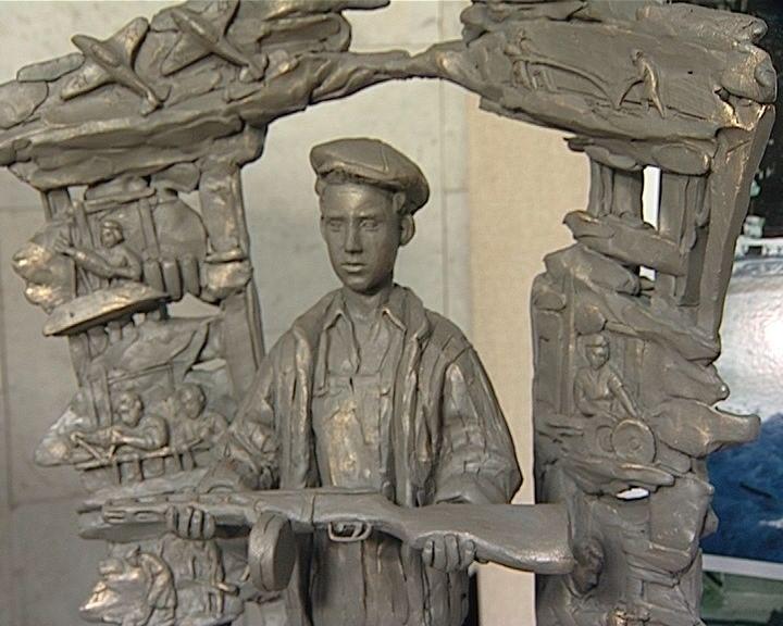 Монумент «Труженикам тыла» готов коткрытию