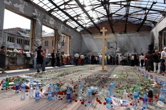 В Кирове почтили память жертв теракта в Беслане.