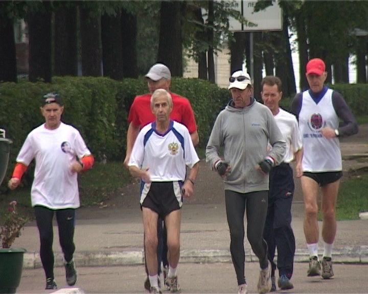 Рекордсмен России кировский марафонец Игорь Косолапов намерен улучшить результат