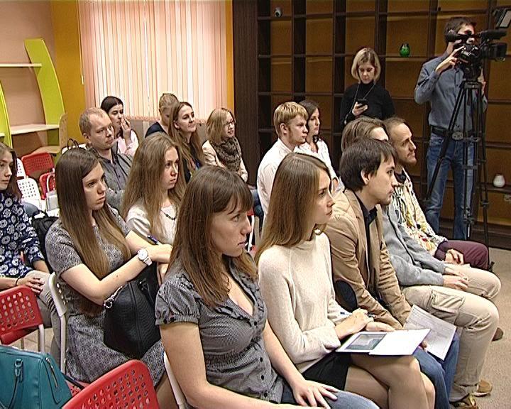 Вятская молодежь представила свои проекты на форуме