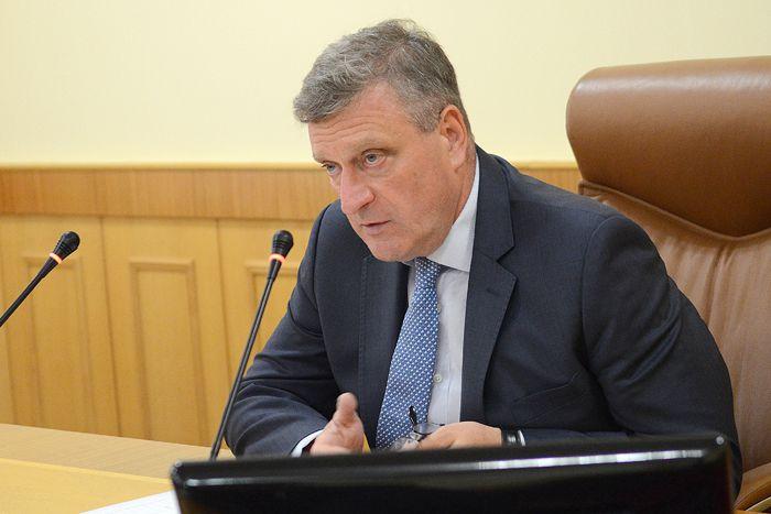 Врио губернатора принял участие в цельном дне голосования