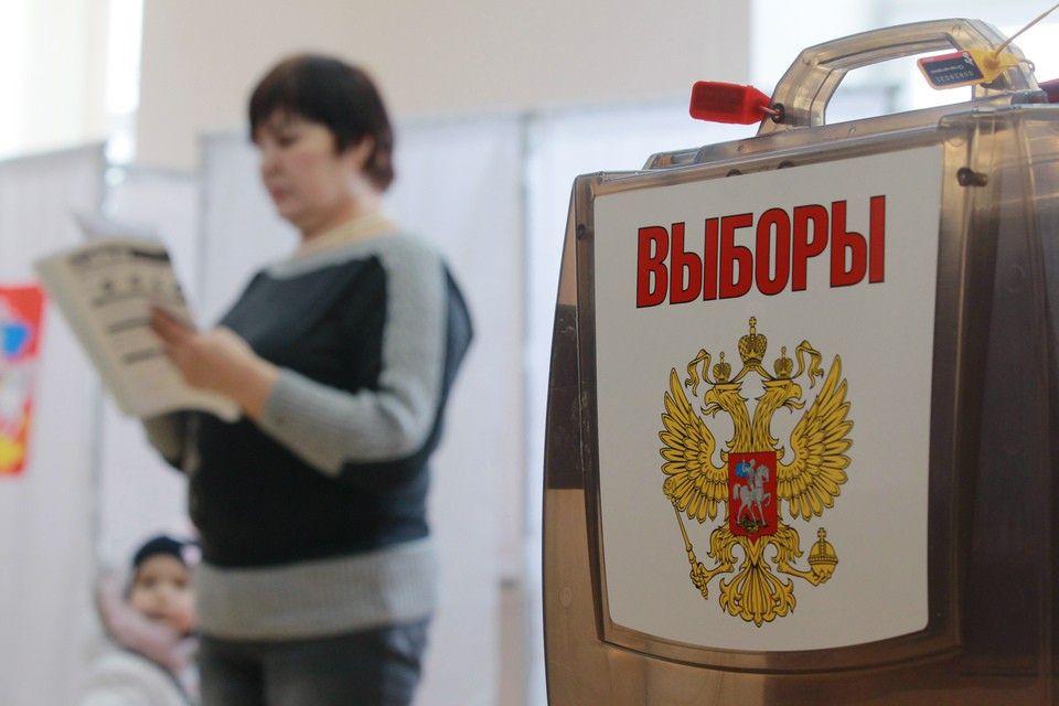 ВПензенской области «Единая Россия» лидирует навыборах в Госдуму