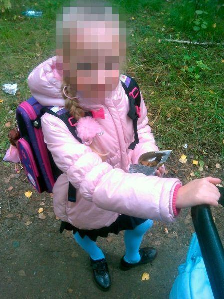 Пропавшая в Кирово-Чепецке первоклассница нашлась