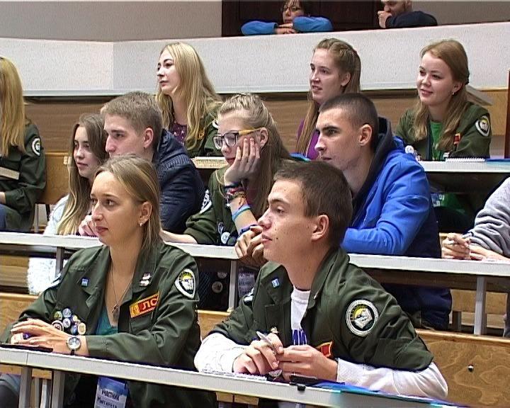 Студотряды ПФО собрались на Межрегиональный форум