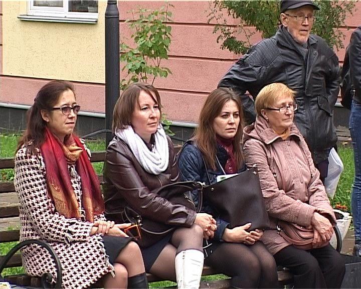 Фестиваль книги в Герценке