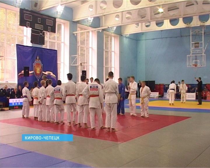 Турнир по дзюдо памяти капитана ФСБ Дениса Плетнева