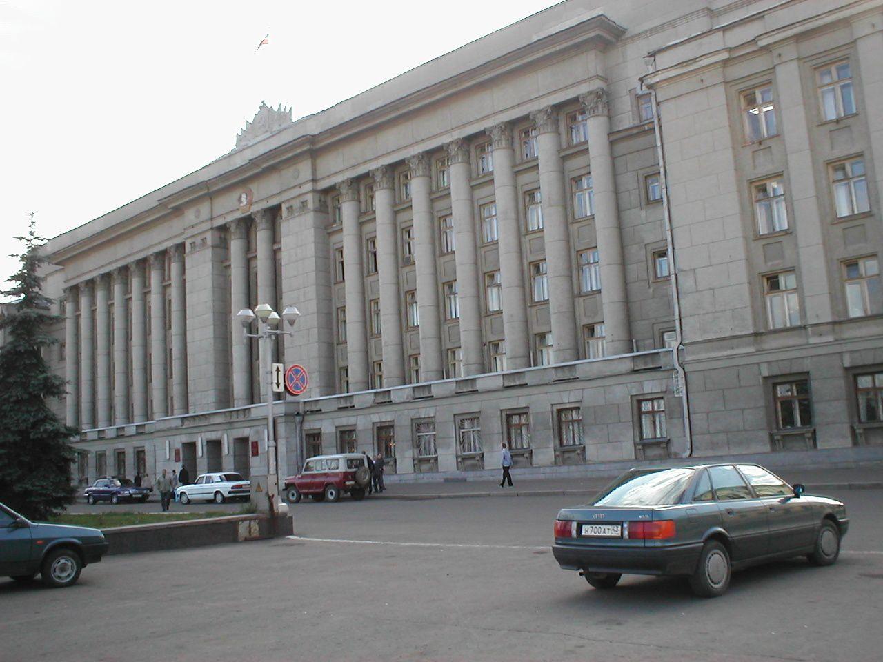 Лесное хозяйство Кировской области возглавил Владимир Тюрин
