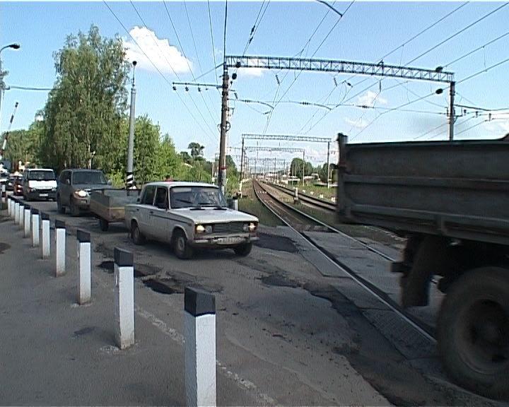 В Кирове отремонтируют железнодорожный переезд 954 км на улице Потребкооперации