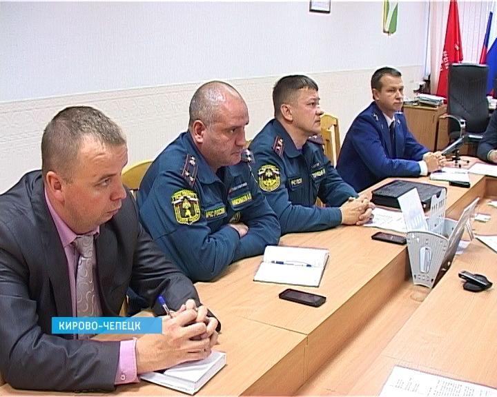 Кирово-Чепецкий Каринторф остался без защиты пожарных