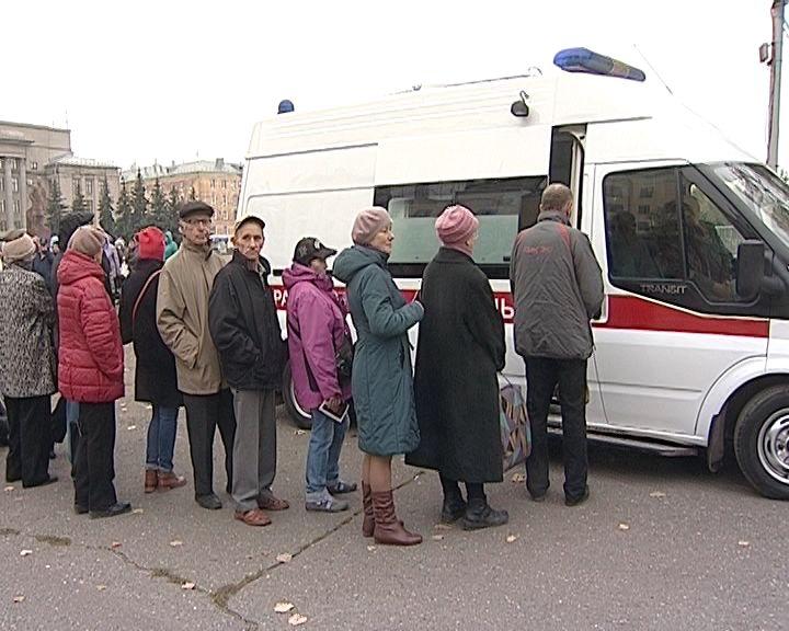 Кировчан приглашают бесплатно привиться от гриппа