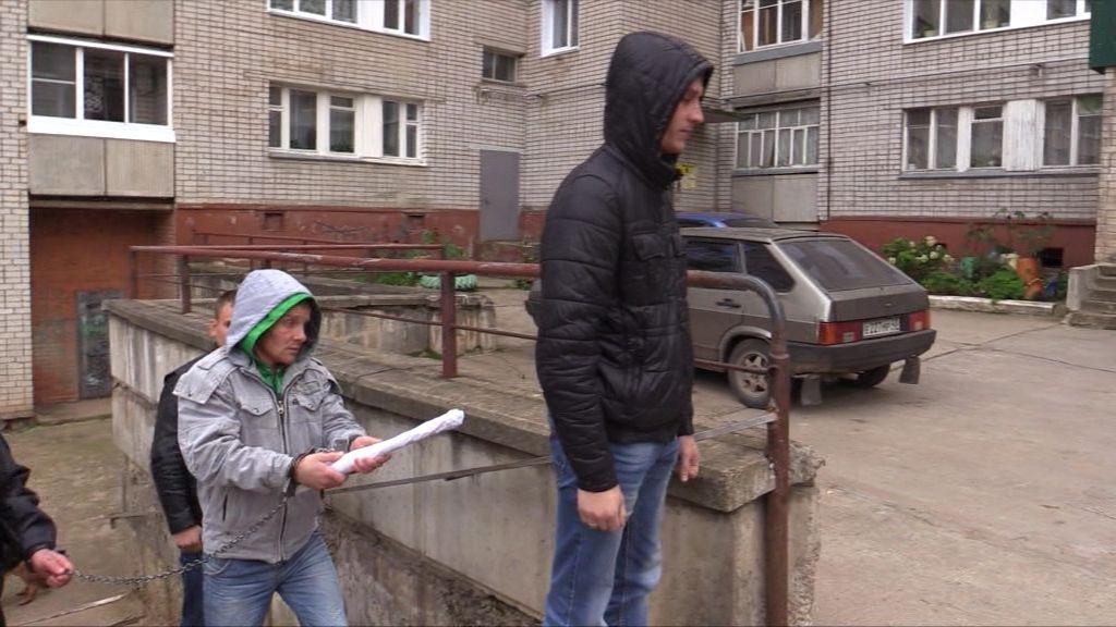 ВКирово-Чепецке задержаны подозреваемые вубийстве риэлтора