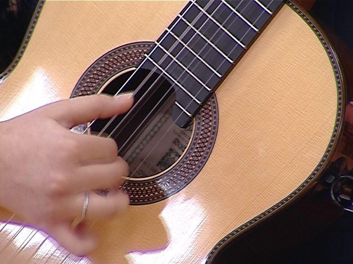 Полицейские задержали преступника, отнявшего гитару укировчанина