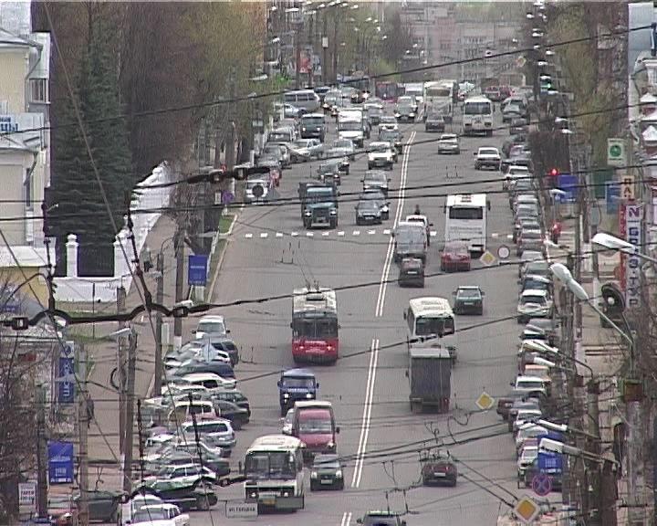 В Кирове в этом году установили более 40 новых остановок