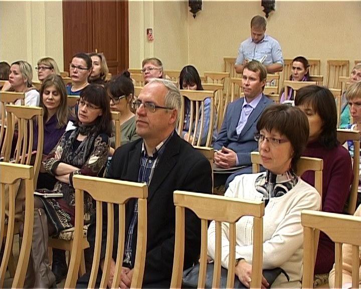 Встреча с уполномоченным по правам ребенка Владимиром Шабардиным