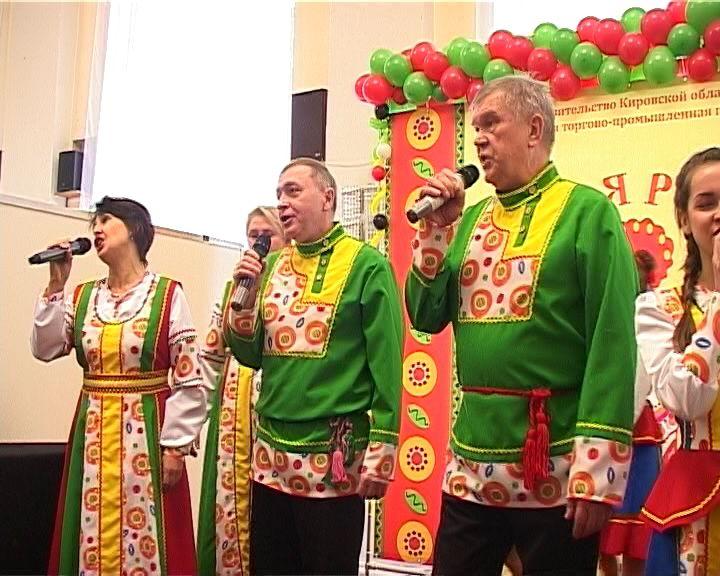 В Кирове прошел фестиваль «Кладовая ремесел»