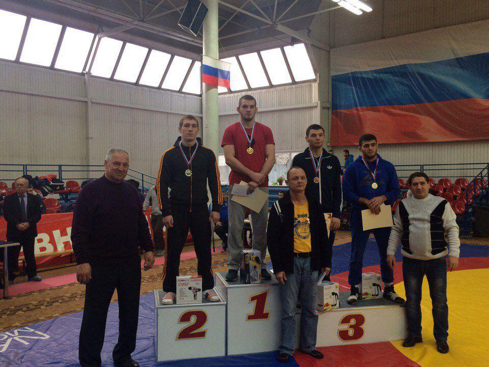 Кировские борцы успешно выступили на международном турнире
