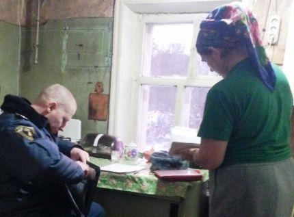 В Орлове искры из трубы привлекли внимание пожарных