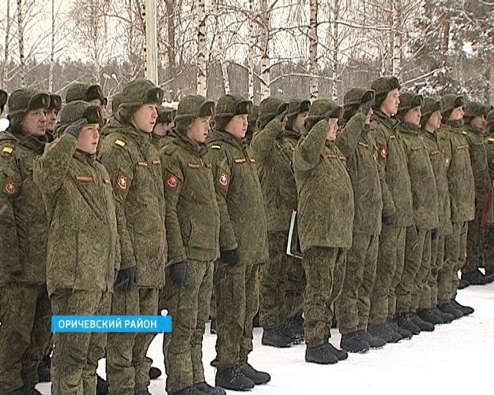 В Оричевском районе заступили на первое боевое дежурство расчёты зенитных ракетных систем С-300