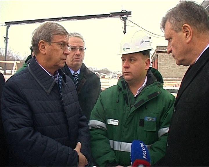 Соглашение с АФК «Система». 5 миллиардов рублей инвестиций в регион
