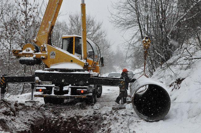 В Кирове продолжается реконструкция системы водоотведения с использованием новых технологий.