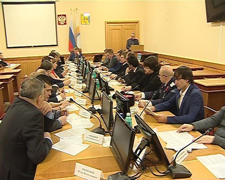Правительство региона обсудило вопросы гармонизации межнациональных и межрегиональных отношений