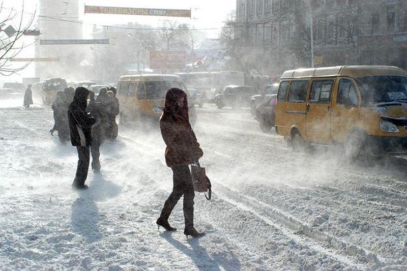В Кировской области похолодает до -32