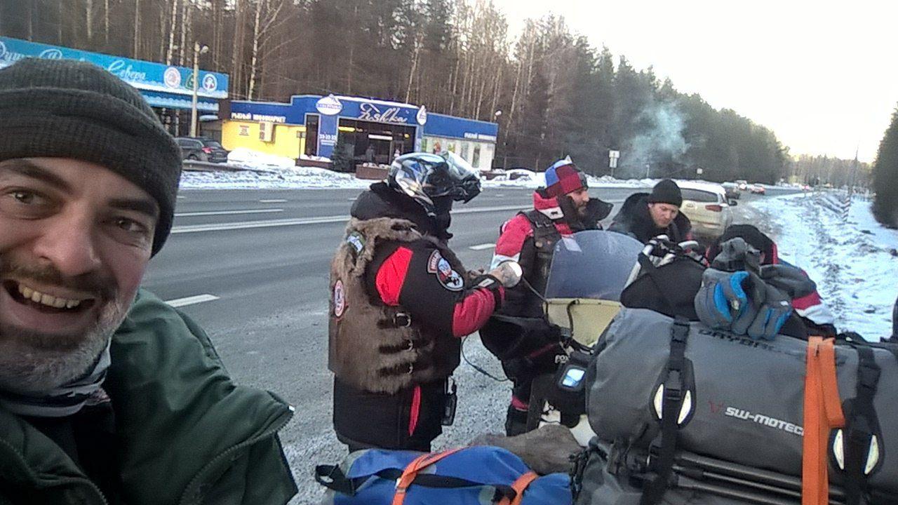 Байкеры изПитера приедут вЧелябинск на«УРАЛах»