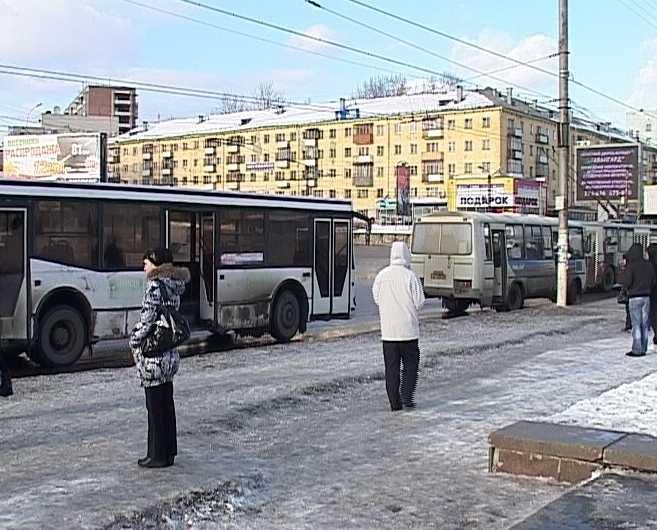 С февраля подорожает проезд в общественном транспорте