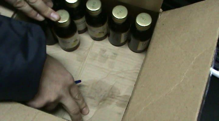 ВКалининграде изъяли изоборота 15 запрещённых спиртосодержащих продуктов