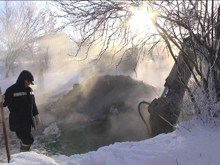 В Кирово-Чепецке холодное водоснабжение восстановлено (ФОТО)