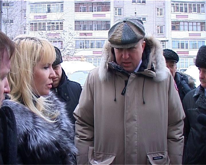 Рейд Константина Мищенко по дворам