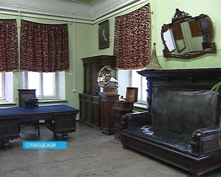 В Слободском краеведческом музее теперь можно побывать в 19 веке