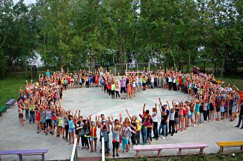 Детский лагерь «Орлёнок» выставили нааренду
